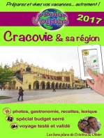 Cracovie et sa région