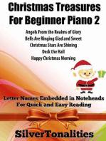 Christmas Treasures for Beginner Piano 2