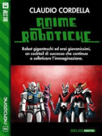 Anime robotiche