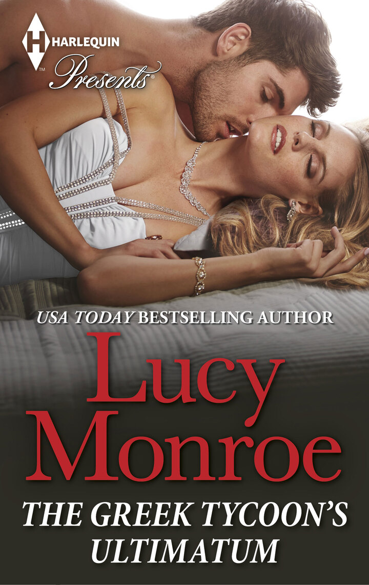 THE GREEK TYCOON'S ULTIMATUM by Lucy Monroe - Read Online