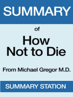 How Not to Die | Summary