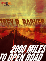 2000 Miles to Open Road