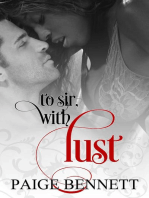 To Sir, With Lust