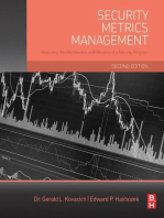 Security Metrics Management