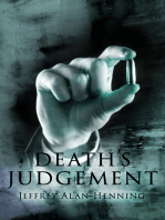Death's Judgement (The Avatar Series Book 3)