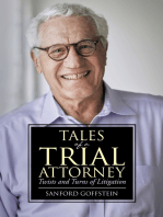Tales of a Trial Attorney