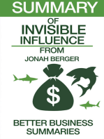 Invisible Influence | Summary