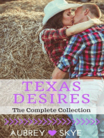 Texas Desires (The Complete Collection)