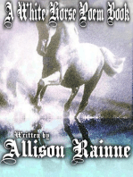 A White Horse Poem Book
