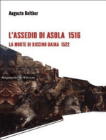 L'assedio di Asola 1516