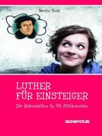 Luther für Einsteiger