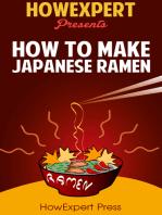 How To Make Japanese Ramen