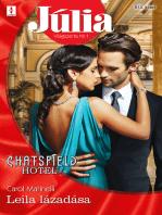 Júlia 613. - Leila lázadása (Chatsfield Hotel 11.)