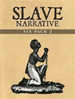 Slave Narrative Six Pack 2 (Illustrated)