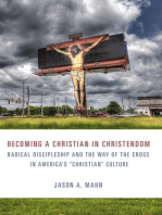 Becoming a Christian in Christendom
