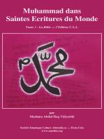 Muhammad dans les Saintes Ecritures du Monde