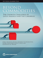 Beyond Commodities: The Growth Challenge of Latin America and the Caribbean
