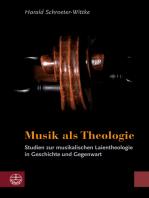 Musik als Theologie