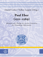 Paul Eber (1511–1569)