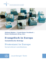 Evangelisch in Europa / Protestant in Europe