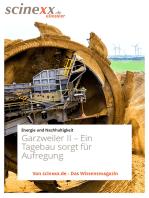 Garzweiler II: Ein Tagebau sorgt für Aufregung