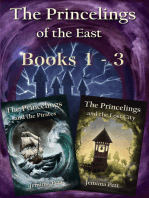 The Princelings of the East Books 1-3