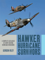 Hawker Hurricane Survivors