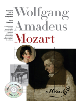 New Illustrated Lives of Great Composers: Wolfgang Amadeus Mozart