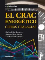 El crac energético: Cifras y falacias