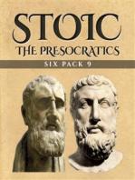 Stoic Six Pack 9 - The Presocratics (Illustrated)
