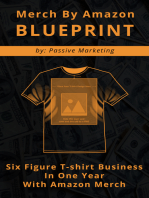 Merch by Amazon Blueprint
