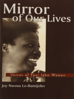 Mirror of Our Lives:Voices of Four Igbo Women