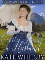 Mail Order Bride - Cecily Finds a Husband