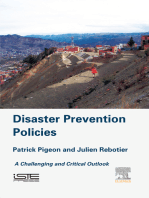 Disaster Prevention Policies: A Challenging and Critical Outlook