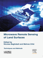 Microwave Remote Sensing of Land Surfaces: Techniques and Methods