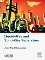 Liquid-Gas and Solid-Gas Separators