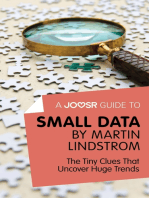 A Joosr Guide to... Small Data by Martin Lindstrom