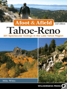 Afoot & Afield: Tahoe-Reno: 201 Spectacular Outings in the Lake Tahoe Region