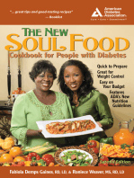 The New Soul Food Cookbook for People with Diabetes, 2nd Edition