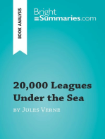 20,000 Leagues Under the Sea by Jules Verne (Book Analysis)
