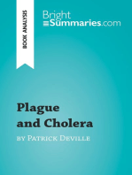 Plague and Cholera by Patrick Deville (Book Analysis)