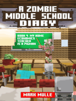 A Zombie Middle School Diary, Book 4
