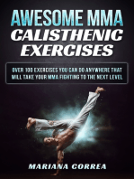 Awesome Mma Calisthenic Exercises
