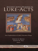 Ascent into Heaven in Luke-Acts