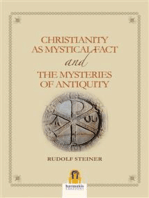 Christianity as mystical fact and the mysteries of antiquity