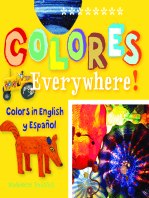 Colores Everywhere!