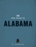The WPA Guide to Alabama