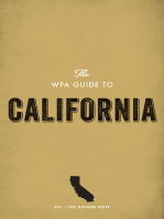 The WPA Guide to California