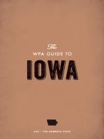 The WPA Guide to Iowa