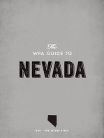 The WPA Guide to Nevada